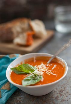 Soup Photo by Lia Griffith