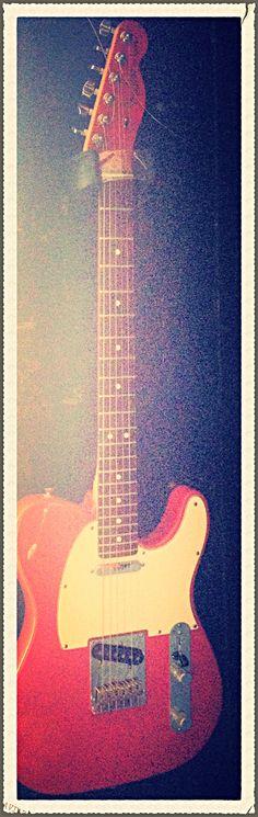 Fender télécaster Custom shop !