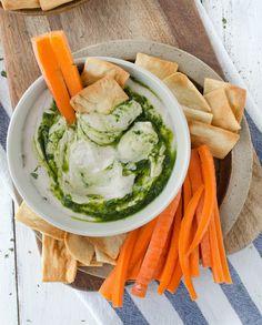 White Bean Hummus (via I love Health & Vitality FB) INGREDIENTS Basil ...