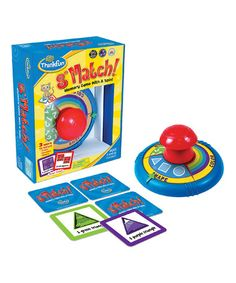 Take a look at this S'Match! Game by ThinkFun on #zulily today!