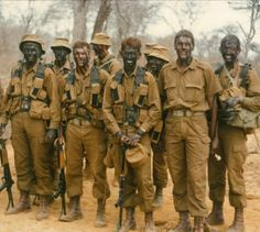 Defence Force, Troops, African, War, History, Photos, Historia, Cake Smash Pictures