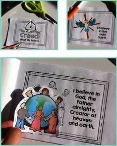 Apostles' Creed booklet - What We Believe -- Catholic Education