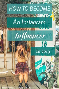 travel idea tips Ive listed 7 steps on how to become a social media influencer in And you dont need ers to do it :) # via traveltothebeat Instagram Bio, Hashtags Instagram, Instagram Hacks, Instagram Marketing Tips, Followers Instagram, Instagram Business Ideas, Social Media Branding, Social Media Tips, Social Media Marketing