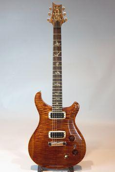 "PRS[Paul Reed Smith ポールリードスミス] Paul's Guitar ""Dirty"" Artist Grade Figured Top BrazilianFB Copper|詳細写真"