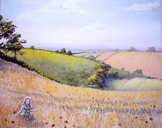 New Picture, Oil paints, Ian Chapman, SAA Professional Members' Galleries
