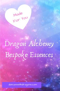 The Dances With Dragons Dragon Alchemy bespoke vibrational essence is a powerful healing tool from the Dragons, and is co-created with your Dragon guardian, or a Dragon that is coming through to support you. It is considered a channelled essence.