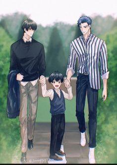 Manga Anime, Infinity Wallpaper, Dibujos Anime Chibi, Infinity Art, Eren E Levi, Funny Naruto Memes, Romantic Manga, Animated Icons, Tadashi
