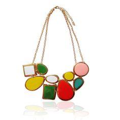 Fashion Jewellery Necklace-2013