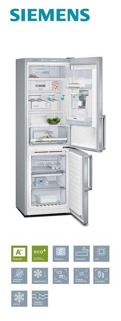 Réfrigérateur-congélateur combiné | Confort | Volume partie réfrigérateur : 233L | Volume partie congélateur : 86L