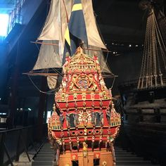 A spectacular battleship from the 1600's - Review of Vasa Museum, Stockholm, Sweden - TripAdvisor Stockholm Sweden, Battleship, Great Deals, Big Ben, Trip Advisor, Fair Grounds, Museum, Travel, Voyage