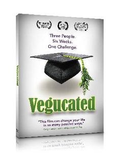 Vegucated; Vegucated is a feature-length documentary that follows three meat- and cheese-loving New Yorkers who agree to adopt a vegan diet for six weeks. — #MindBodySpirit. Brought to you by SunGoddess Magazine: Igniting the Powerful Goddess WIthin http://sungoddessmagazine.com