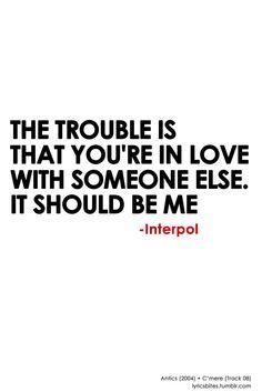 C'mere  #Interpol #Lyrics #LyricsBites