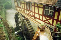 Meersburg, Wassermühle am alten Schloß