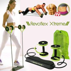 SADECE 19,90 TL SPOR SALONLARINA VAKİT AYIRAMAYANLAR İÇİN HARİKA ÇÖZÜM..Egzersiz Spor Aleti Revoflex Xtreme :: Asrın Mağazası
