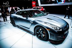 Stunning photo of the Nissan GT-R Nismo at the Toyota Motor Show by Kevin Wong Photography.   Follow him on Facebook: https://www.facebook.com/K.Wong.Photography37  #nissan #gtr #cars