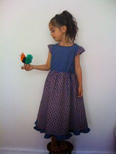 thirtynine: Roots sewing series sewalong: a shweshwe dress