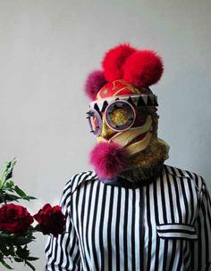 Christina Loannidou - London College of Fashion