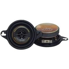 3.5'' 120 Watts Two-Way Speakers
