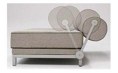 Twilight Sleeper Sofa DWR $1900