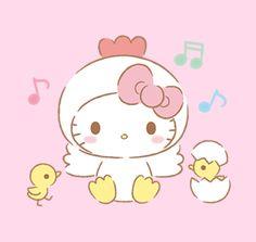 A panda's love for Hello Kitty - pinkakuma: Hello Kitty. ♥