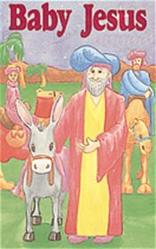 """Your child travels with the three wise men to visit baby Jesus  The colorful book measures 9x6""""  English and Spanish  Make YOUR Child a STAR in this personalized book."""