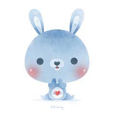 Swift Heart Rabbit -- www.lulibunny.com