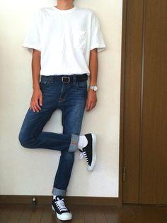 シンプル極めてます😊 インスタ→tatsu8rad