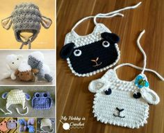 Lamb Crochet Projects The Best Collection | The WHOot
