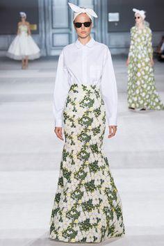 Giambattista Valli Fall 2014 Couture Collection Slideshow on Style.com