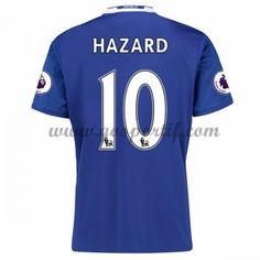 maillot de foot Premier League Chelsea 2016-17 Hazard 10 maillot domicile