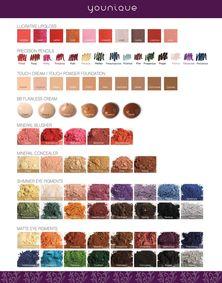 Utilisez toutes les couleurs de l'arc-en-ciel - la couleur est ainsi amusante! www.fiberlashesbyRenee.com