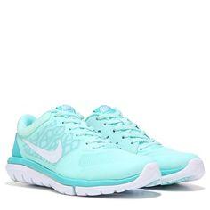Nike Women's Flex 2015 RN Running Shoe in Tiffany Blue color - Oh la la!