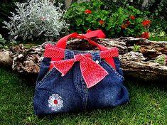 Handmademaja / Kabelka z rifloviny na zips Kanken Backpack, Backpacks, Jeans, Backpack, Denim, Backpacker, Backpacking, Denim Pants, Denim Jeans