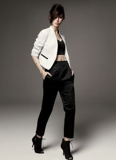 Opposites attract: Black and white fashion from RACHEL Rachel Roy