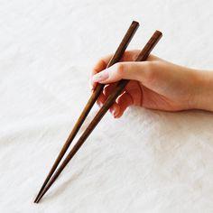 Chopsticks with a name