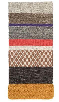 Karpet GAN-rugs Mangas Rectangular MR2