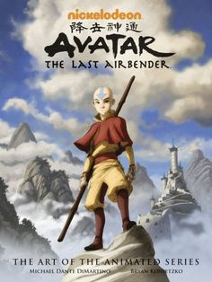 Book Review: Avatar: The Last Airbender: The Art of the Animated Series | Parka Blogs