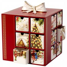 Christmas Toys Advent Calendar Christmas Market by Villeroy and Boch at Dotmaison