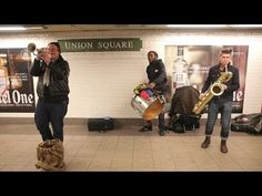 Maggie is a self-professed music junkie who is always willing to pay attention to New York's street entertainers. When she encountered TOO MANY ZOOZ performi...