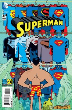PREVIEW: Lois Lane Exposes Clark Kent's Secret in Superman 42 - http://www.afnews.info/wordpress/2015/07/28/preview-lois-lane-exposes-clark-kents-secret-in-superman-42/
