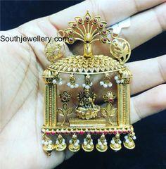 Goddess Lakshmi Pendants photo