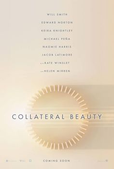 Collateral Beauty - Poster & Trailer | Portal Cinema