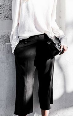 Culottes for Fall - all day long.