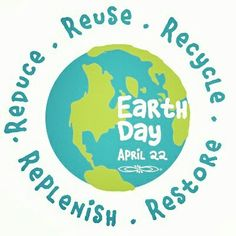 Happy Earth Day! Enjoy your day today! Many Earth Day events today across the world! Enjoy while supporting our Mother Earth today!   #happy #earthday2017 #find #free #local #events #reduce #reuse #recycle #repurpose #carpet #tiles