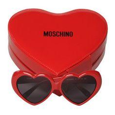 218808496c1 Baby put on heart-shaped sunglasses ♥♥♥ Heart Shaped Glasses
