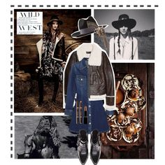 Designer Clothes, Shoes & Bags for Women Wild West, Boards, Shoe Bag, Polyvore, Fictional Characters, Collection, Design, Women, Art