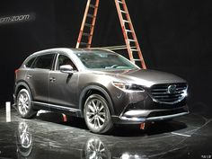 All-New 2016 Mazda CX-9 In The Flesh