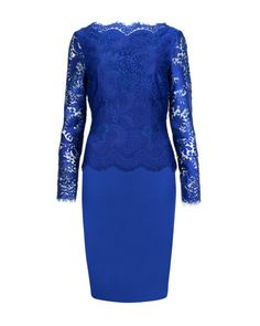 Beauty Tips, Celebrity Style and Fashion Advice from InStyle New Dress, Lace Dress, Blue Dresses, Formal Dresses, Party Dresses, Mother Of Bride Outfits, Fashion Advice, Celebrity Style, Ted Baker