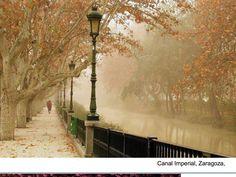 Canal Imperial , Zaragoza