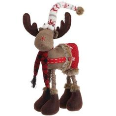 christmas moose decorations - Google Search | MOOSE IN THE HOUSE ...